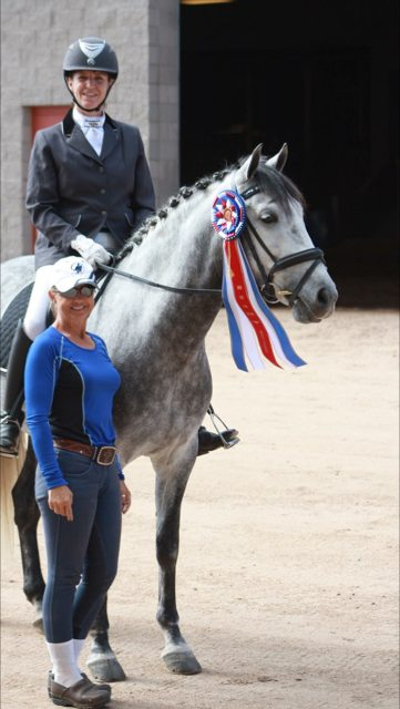 IALHA Offers High Point Ribbons