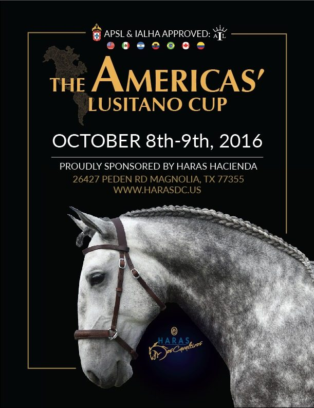 The Americas' Lusitano Cup