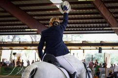 Claire Moucadel and Xaveco Interagro Hone In on Haras Cup