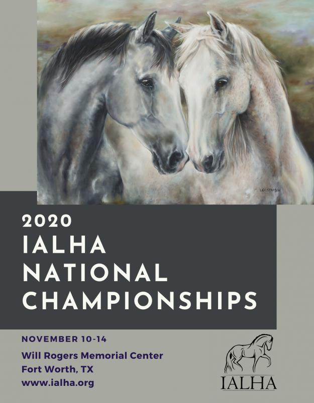 IALHA 2020 National Championship Show