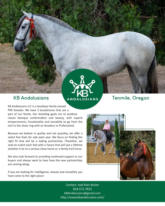 PRE Breeding and Sales