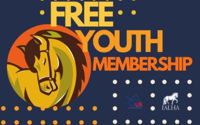 Free Youth 2021 Membership