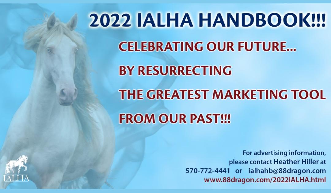 2022 IALHA Member Handbook