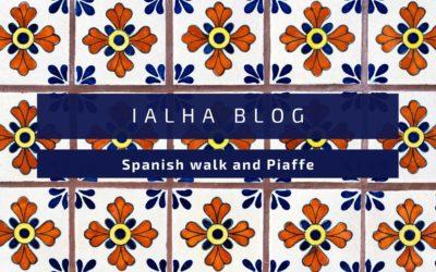 Spanish Walk and Piaffe